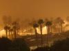 Santa-Monica-Beach-on-a-fogy-night