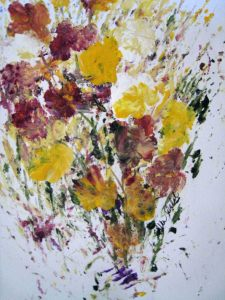 Acrylict_Floral